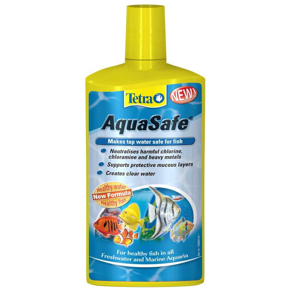 TETRA Кондиционер Tetra AquaSafe 100ml